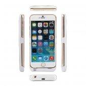 Iphone 7 Şarjlı Kılıf Beyaz