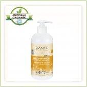 Sante Organik Portakal Ve Hindistancevizi Özlü Parlaklık Veren Şampuan 500 Ml
