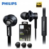 Philips Tx1 Wt 00 Kulakiçi Mikrofonlu Kulaklık