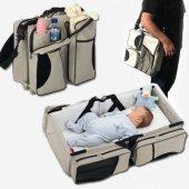 3 İn 1 Taşınabilir Katlanabilir Bebek Çantası