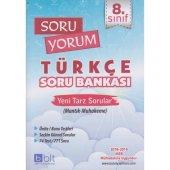 2019 Bulut Eğitim 8. Sınıf Soru Yorum Türkçe Soru Bankası Yeni