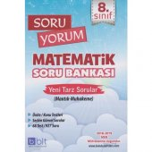 Bulut Yayınları 8.sınıf Matematik Soru Bankası Soru Yorum
