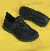 Conpax 470 Siyah Renk Günlük Ayakkabı