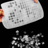 160 Parçalı Buz Kalıbı Mini Küpler