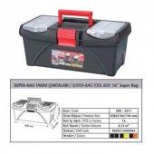 Super Bag Alet Takım Çantası 16&#039 &#039