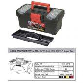 Super Bag Alet Takım Çantası 14&#039 &#039
