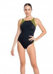 Dagi Kadın Yüzücü Mayo Sarı B0118y0025sr