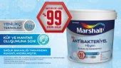 Marshall Antibakteriyel Hijyen 2,5 Lt (Bütün Renkler)
