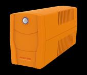 Makelsan Lıon X 650 Va Usb (1x 7ah) 5 10dk Lıne Interactıve (Mu00