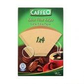 Caffeo Filtre Kahve Kağıdı 1x4 80li Paket