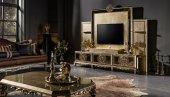 Dubai Art Deco Tv Ünitesi
