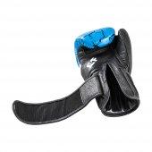 G4f Kıck Boxıng Gloves Leather Blue Earth (Gf010)