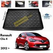 Renault Clio 4 Bagaj Havuzu Paspası
