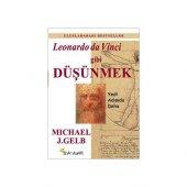 Leonardo Da Vinci Gibi Düşünmek Michael J. Gelb