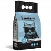 Lindo Cat Bentonit Topaklanan Marsilya Sabunu Kokulu İnce Taneli Kedi Kumu 10 L