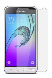 Samsung Galaxy J1 2016 J120 Temperli Kırılmaz Cam Ekran Koruyuc