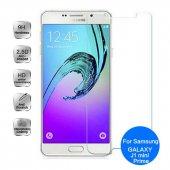 Samsung Galaxy J1 Mini Prime Temperli Kırılmaz Cam Ekran Koruyucu