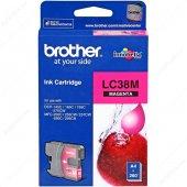 Brother Lc 38m Kırmızı Orjinal Kartuş