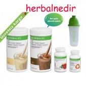 Herbalife 1 Aylık Zümrüt Paket Kilo Kontrol Amaçlı