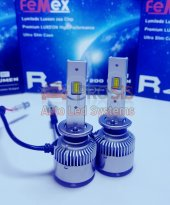 Femex R3 Led Headlight (4000lm) (35w) H1 Csp Tx Chip
