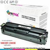 Samsung Clp 410 Clx 4100 C1860 Clt K504s Muadil Toner