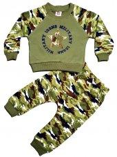 Karamsa Baby Kamuflaj Model Takım 3 6 12 18 24 Ay