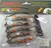 Powerex Pro Shad Serisi Zokalı 6 8 10cm 178