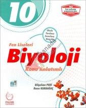 Palme 10.sınıf Fen Liseleri Biyoloji Konu Kitabı