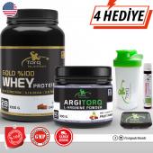 Torq Nutrition Gold Whey Protein Tozu 1000 Gr + Argıtorq L Arginine Powder 300 Gr