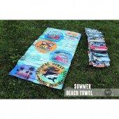 John Frank Plaj Havlusu Güneş Gözlük Yunus Balığı