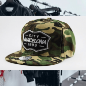 Snapback Hiphop İnternational Caps