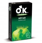 Okey Rotar 10 Lu Prezervatif 8693239205180