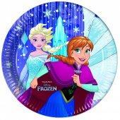 8 Adet Kikajoy Frozen Snowflakes Karton Tabak