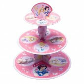 Princess & Animals Cupcake Standı