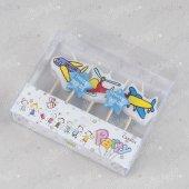 Kikajoy 5 Adet Hava Araçları Doğum Günü Mumu