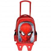 Spiderman Çekçek Okul Çantası 95325