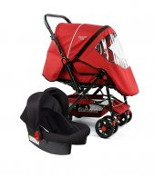 Diamond Baby P 101 Çift Yönlü Bebek Arabası Travel Sistem