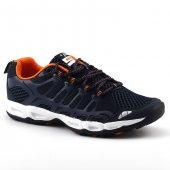 Jump 15424 Lacivert Günlük Yürüyüş Koşu Erkek Spor Ayakkabı