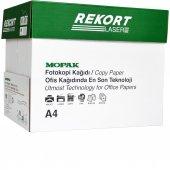 Mopak Rekort A4 Kağıt 2500&#039 Adet 1 Koli