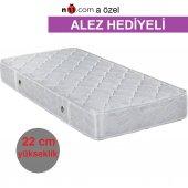 60x110 Ortopedik Yaylı Bebek Yatağı (20cm Yatak Yüksekliği)
