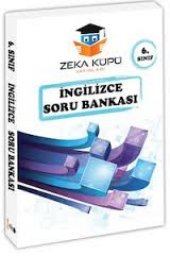 Zeka Küpü Yayınları 6. Sınıf İngilizce Soru Bankası