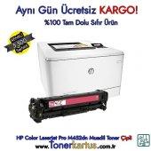 Hp Cf413x Hp Color Laserjet Pro M452dn Kırmızı Muadil Toner 5.500