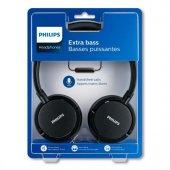 Phılıps Shl5005 Extra Bass Mikrofonlu Kulaküstü Kulaklık Siyah