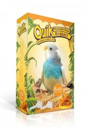 Quik Muhabbet Kuşlari Için Ballı Kraker 10lu