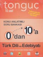Tonguç Akademi 10 .sınıf 0 Dan 10 A Türk Dili Ve Edebiyatı Konu Anlatımlı Soru Bankası