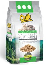 Quik Doğal Çam Pelleti Kedi Kumu 1.5 Kg