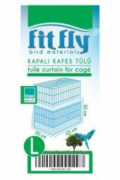 Fit Fly Alti Kapali Kafes Tülü Large