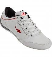 L 5623 Beyaz Bayan Sneaker Ayakkabı