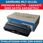 Samsung Sl M2620 Mlt D115l Siyah Muadil Toner 3.000 Sayfa