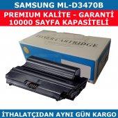 Samsung Ml 3470 Ml D3470b Siyah Muadil Toner 10.000 Sayfa